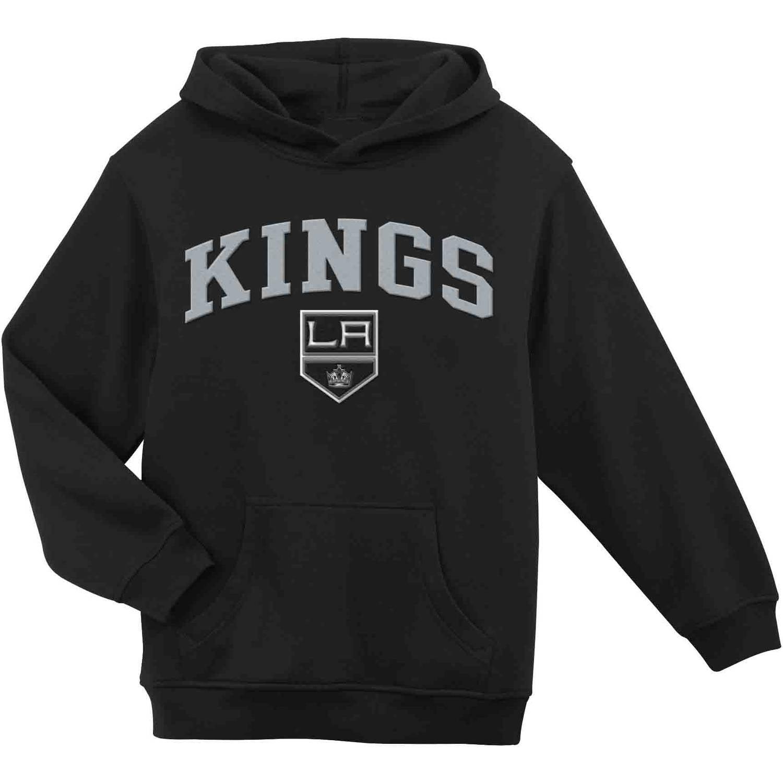 NHL Los Angeles Kings Youth Team Fleece Hoodie by