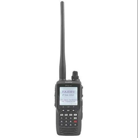 Yaesu FTA-550 AA Handheld VHF Transceiver (Ortovox Avalanche Transceiver)
