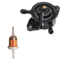 (1) Universal Fuel Pump & Filter Kit for Riding Mowers