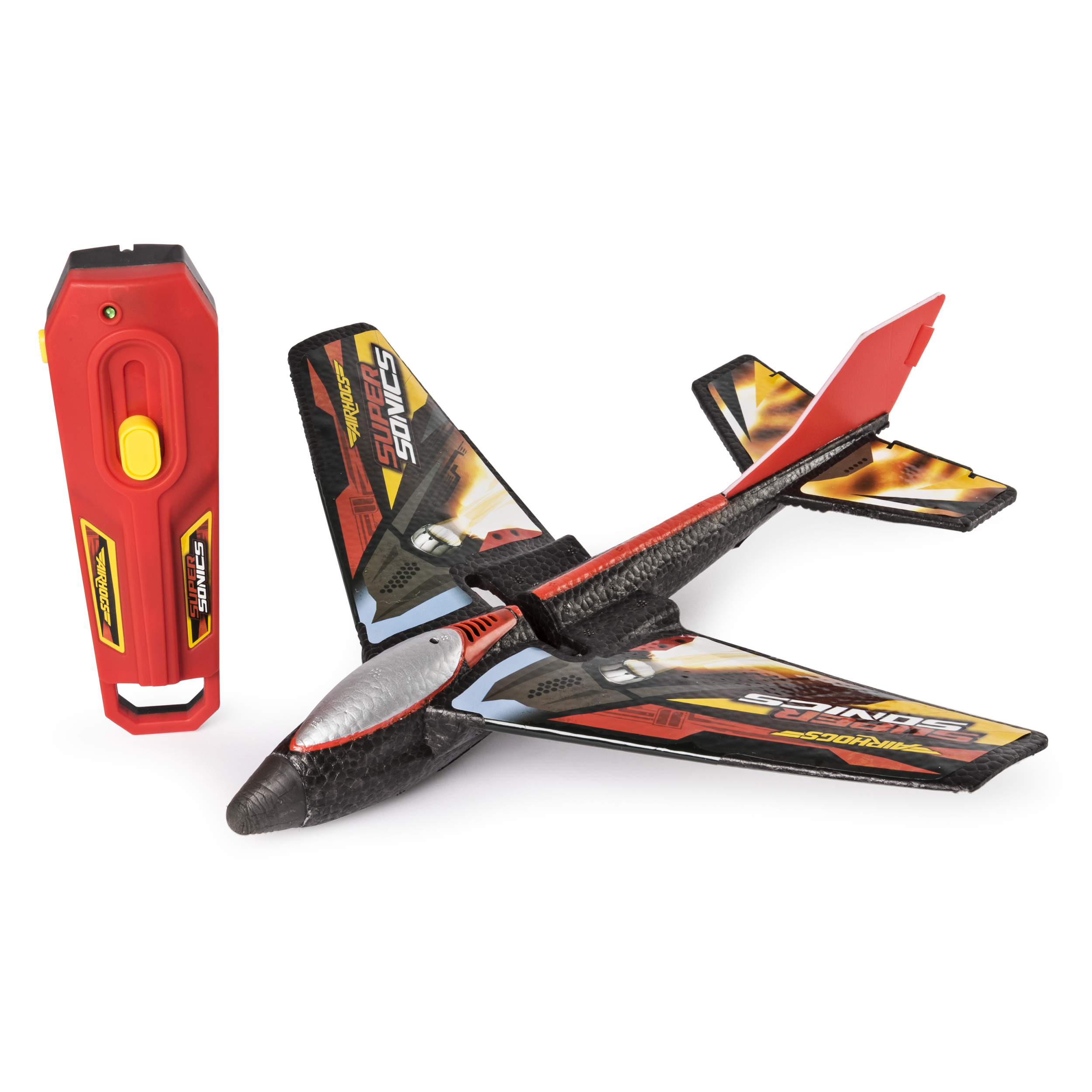 Air Hogs ‐ Sonic Plane High‐Speed Flyer with Real Motor Sounds