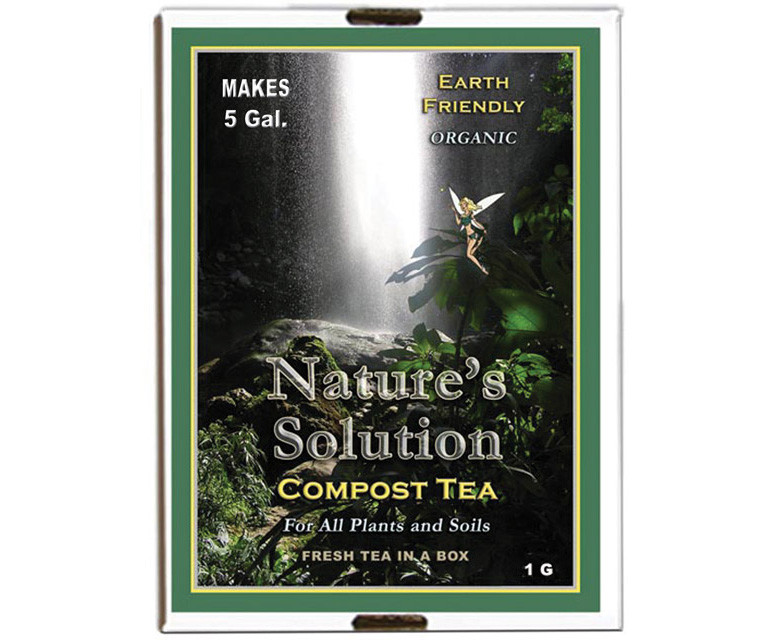 Organic Compost Tea 1 Gal by Natures Solution