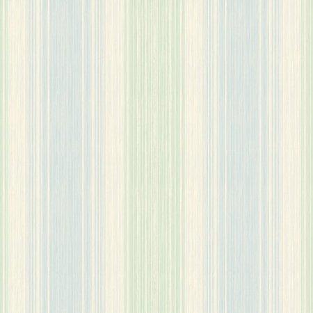 York Wallcoverings Ashford Stria 27' x 27'' Stripes Distressed Wallpaper