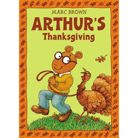 Arthur's Thanksgiving - Arthur's Halloween Books