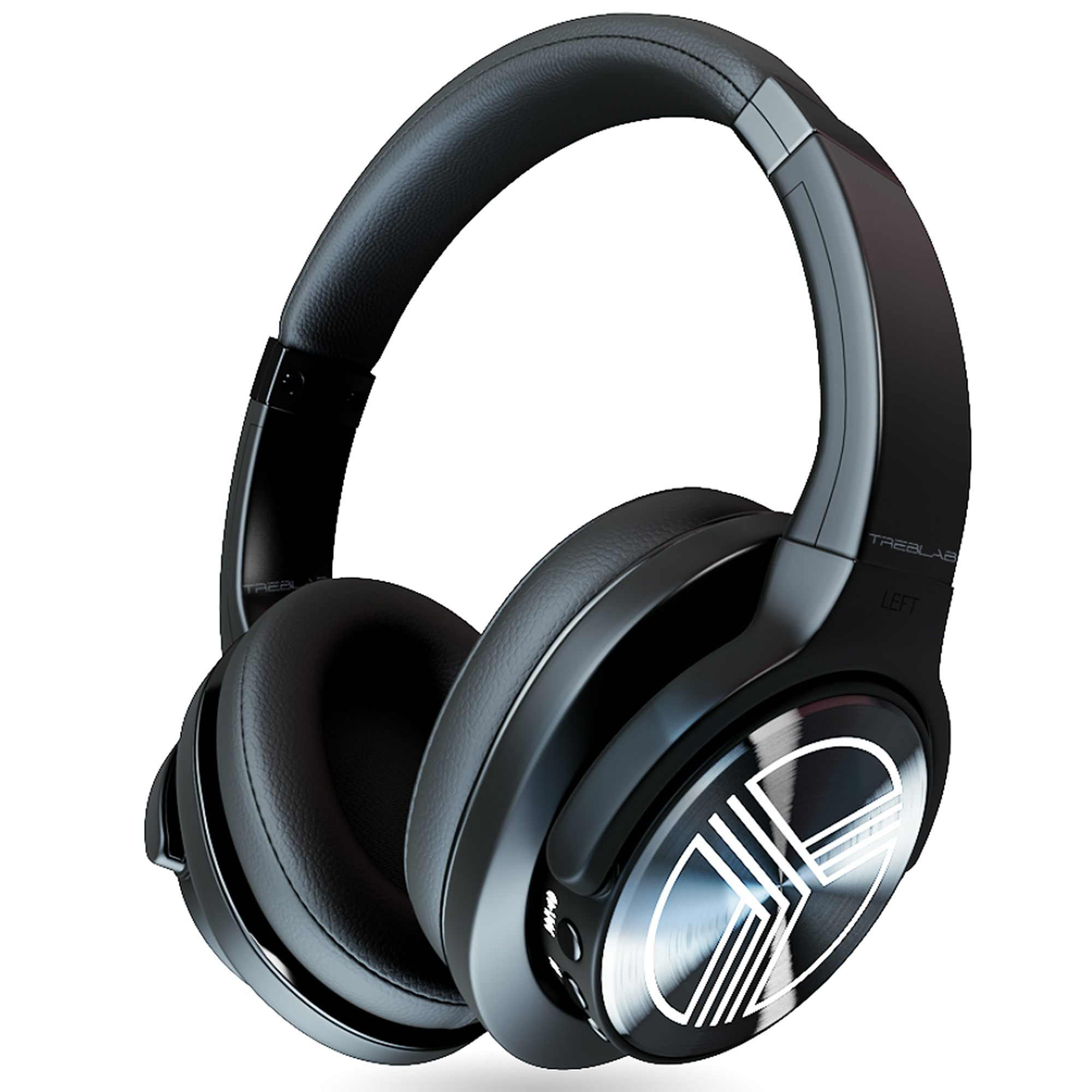 Best Noise Cancelling Headphones - TREBLAB Z2 - Bluetooth Active Noise Cancelling Headphones Review