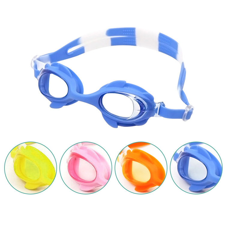 Swim Goggles for kids Swimming Goggles with Anti-Fog UV Protection No Leaking Coated Lens for Boys Girls Youth Kids by