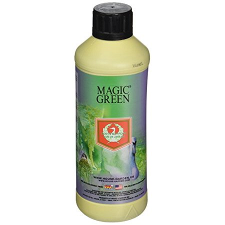 (House & Garden HGMGR005 Magic Green Fertilizer, 500 mL)