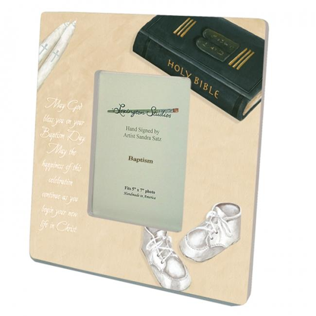 Lexington Studios 11025 Baptism 5 x 7 Large Picture Frame