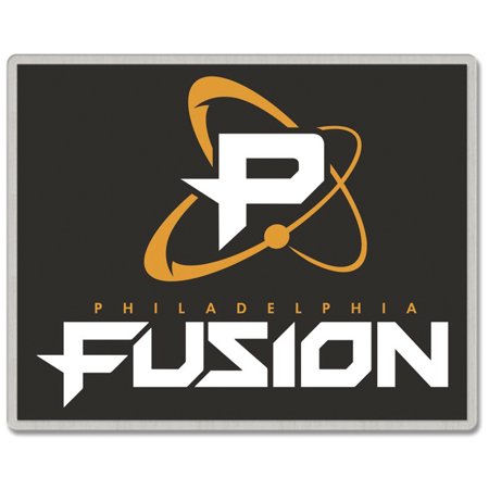 Philadelphia Fusion WinCraft Rectangle Pin - No Size