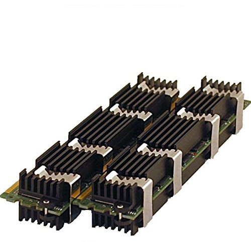8GB (2X4GB DIMMs) DDR2 PC2-6400 800 Fully Buffered DIMM RAM APPLE MAC PRO 8-CORE / QUAD-CORE & MAC PRO WORKSTATION 2008 MEMORY