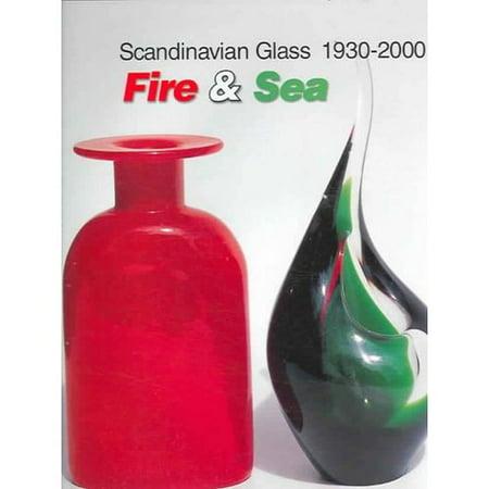 Scandinavian Glass 1930-2000: Fire & Sea