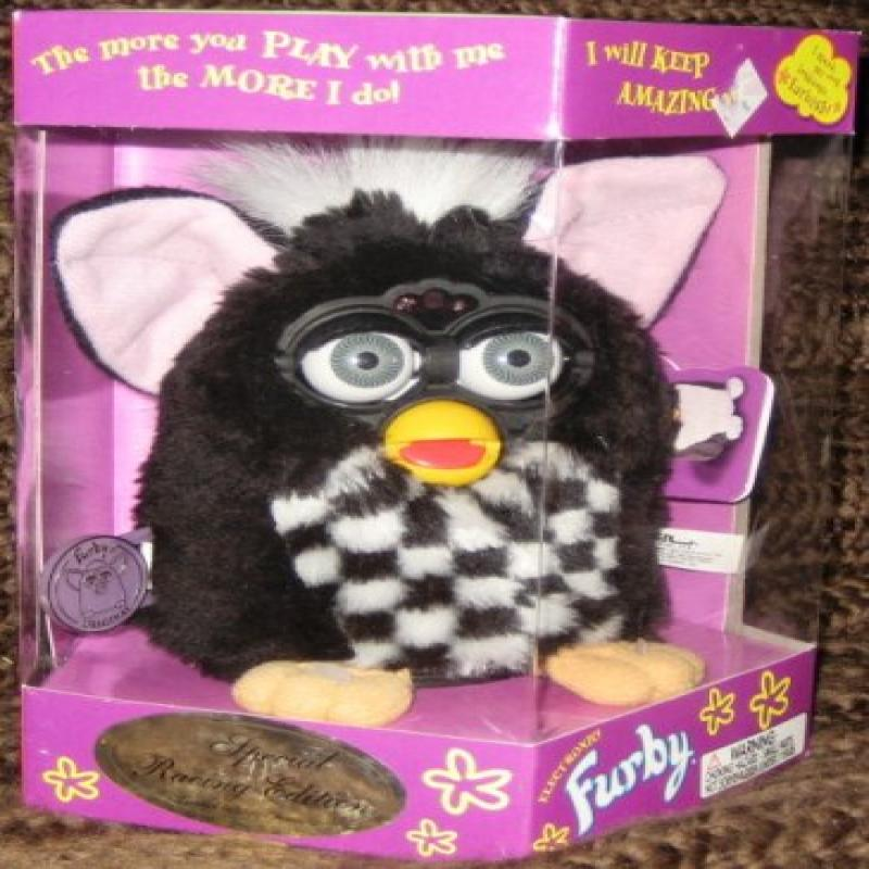 Furby Special Racing Edition Electronic Furbie by