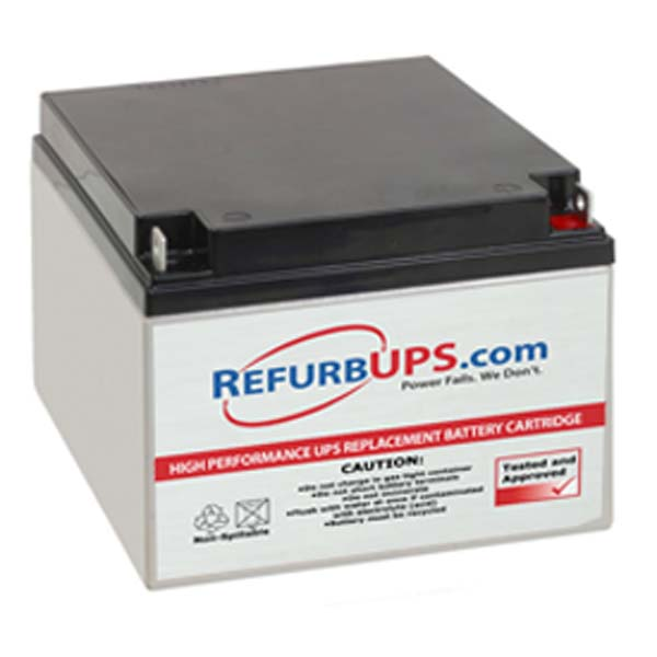 Portalac PE24A12R-RU - Brand New Compatible Replacement Battery