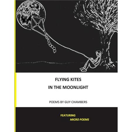 Flying Kites in the Moonlight - eBook Flying Kite Book