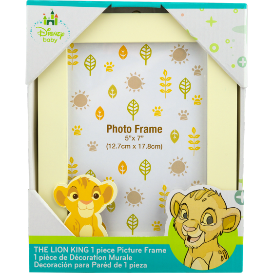 Disney Baby Picture Frame, The Lion King, 1.0 CT - Walmart.com