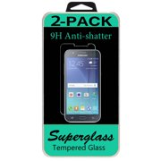 2 Tempered Glass Screen Protector For Samsung Galaxy J7 2016