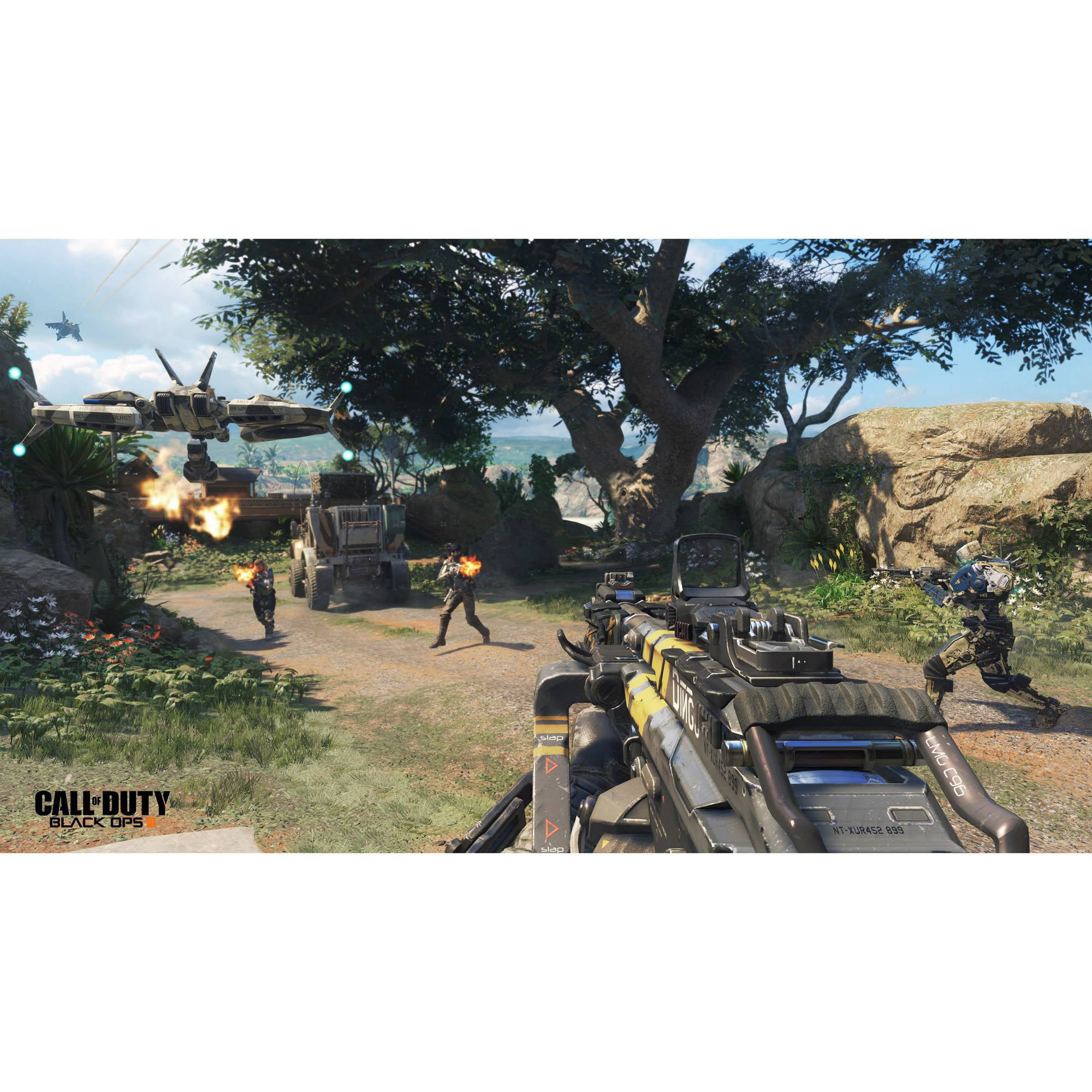 Call Of Duty Black Ops Iii Activision Playstation 4 047875874589 Walmart Com Walmart Com