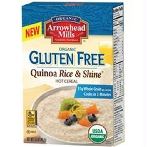 Arrowhead Mills B00650 Arrowhead Mills Quinoa Rice and Shine -12x14 Oz