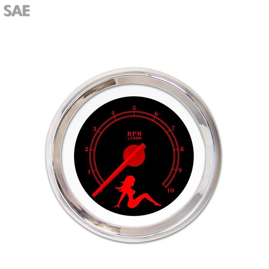 Aurora Instuments 003432 Tachometer Gauge