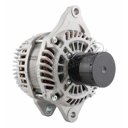 DB Electrical VMT0194 Alternator for 2.0L 2.4L Jeep Compass,Patriot 2007 2008 2009 2010 2011 2012 2013 2014 2015 2016 2017 07 08 09 10 11 12 13 14 15 16 17 9Clock 115amp IF Fan Type CW Rotation 12V 2007 2008 Jeep Compass