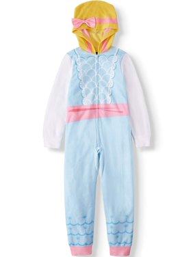 Toy Story Girl's Pajama Blanket Sleeper (Little Girls & Big Girls)