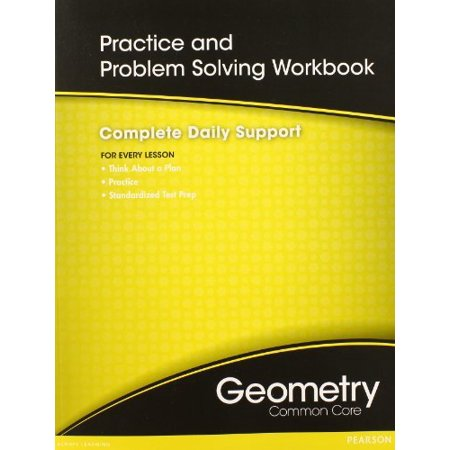 High School Math Common-Core Geometry Practice/Problem Solving Workbook Grade - Halloween Math Printables High School