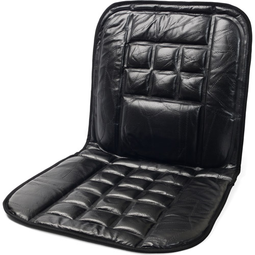 Wagan Leather Lumbar Support Cushion