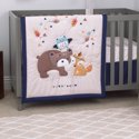 "Little Love by NoJo 5'9"" x 3'9"" Kids/Nursery Plush Rug"