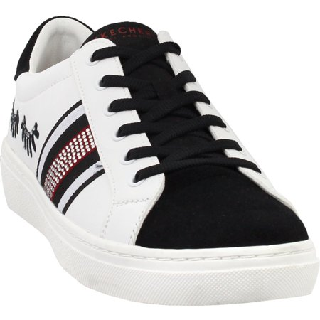 - Skechers Womens Goldie - Baton Lashes Casual Athletic & Sneakers
