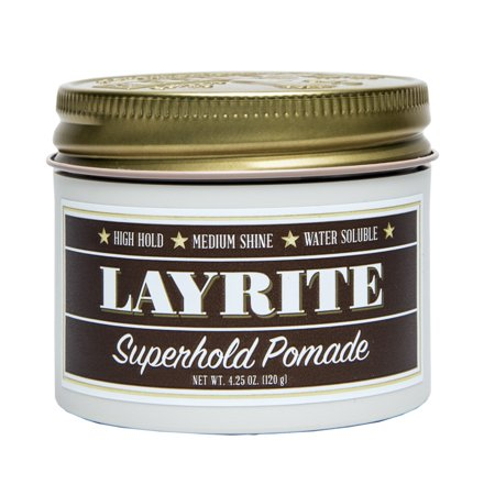 Layrite Super Hold Pomade 4.25 oz