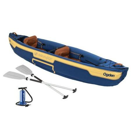 Sevylor Ogden 2-person Canoe Combo Ogden 2-Person Canoe Combo