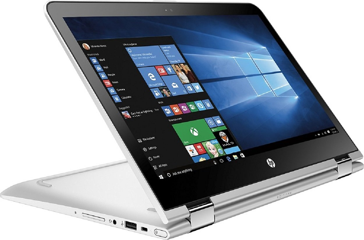 Hp Pavilion X360 M3 U001dx 13 3 Touch Screen Laptop Notebook Pc Computer Tablet 6gb 500gb