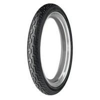 Dunlop Harley-Davidson D402 Front Motorcycle Tire MH90-21 (54H) Black Wall for Harley-Davidson Softail Deuce FXSTD/I 2000-2007