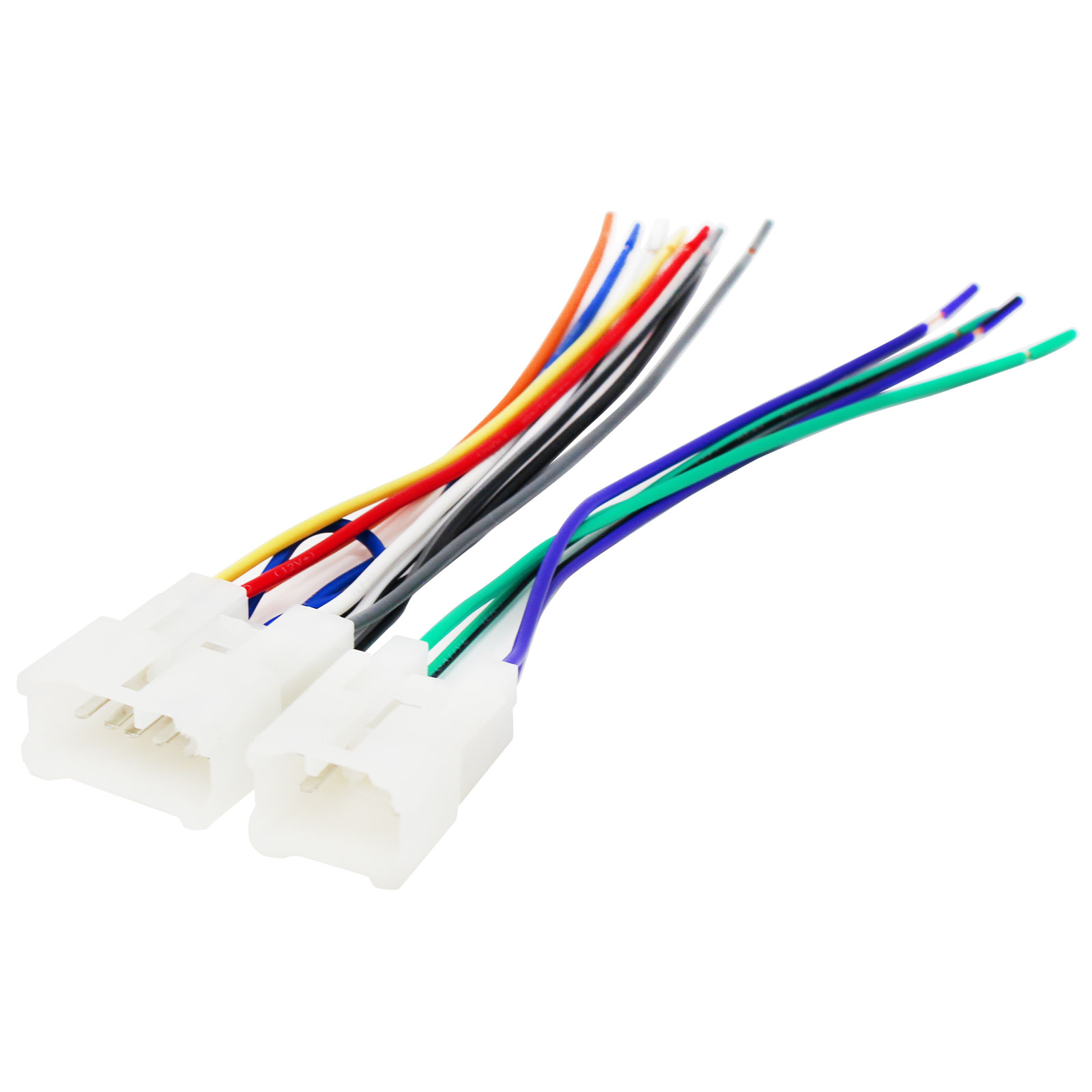 Replacement Radio Wiring Harness for 2007 Toyota Camry SE Sedan 4-Door 3.5L Car Stereo Connector