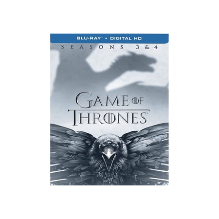 Game of Thrones: Seasons 3 & 4 (Blu-ray)