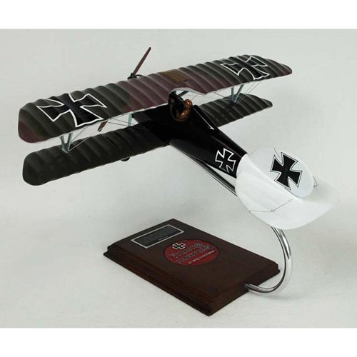 Daron Worldwide Albatros D.V Goring Model Airplane by Toys and Models Corp