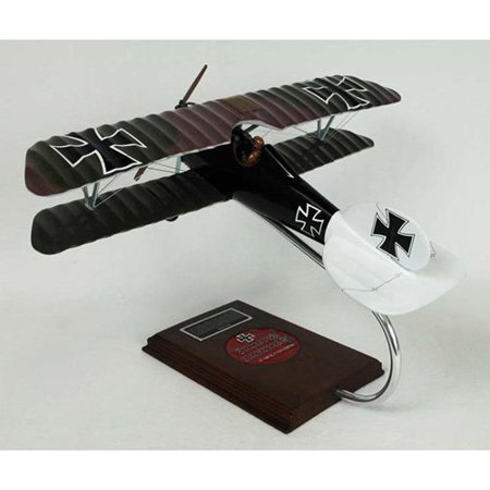 Daron Worldwide Albatros D.V Goring Model Airplane    Daron Worldwide Daron Worldwide Trading, Inc. is the largest source of aviation toys, models, and collectibles. The company is a merging of Daron Worldwide Trading and Toys and Models Corporation. They merged in 2015 and are based in Fairfield, New Jersey. Daron Worldwide serves the aviation industry and independent toy and hobby retailers. Licensed products include all major North American Airlines, NYPD, FDNY, UPS, Carnival Cruiselines, Royal Caribbean, and more.