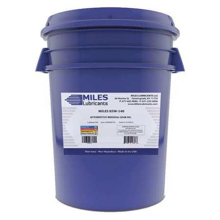 MILES LUBRICANTS M00701803 Cutting Oil,Pail,5 gal.Viscosity 150 G5103920