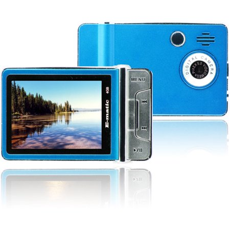 Ematic 4GB Video MP3 Player with 2.4