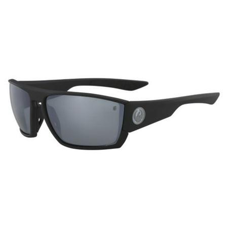 Dragon Reverb Sunglasses (Sunglasses DRAGON DR CUTBACK H 2 O 006 MATTE BLACK SILVER ION )