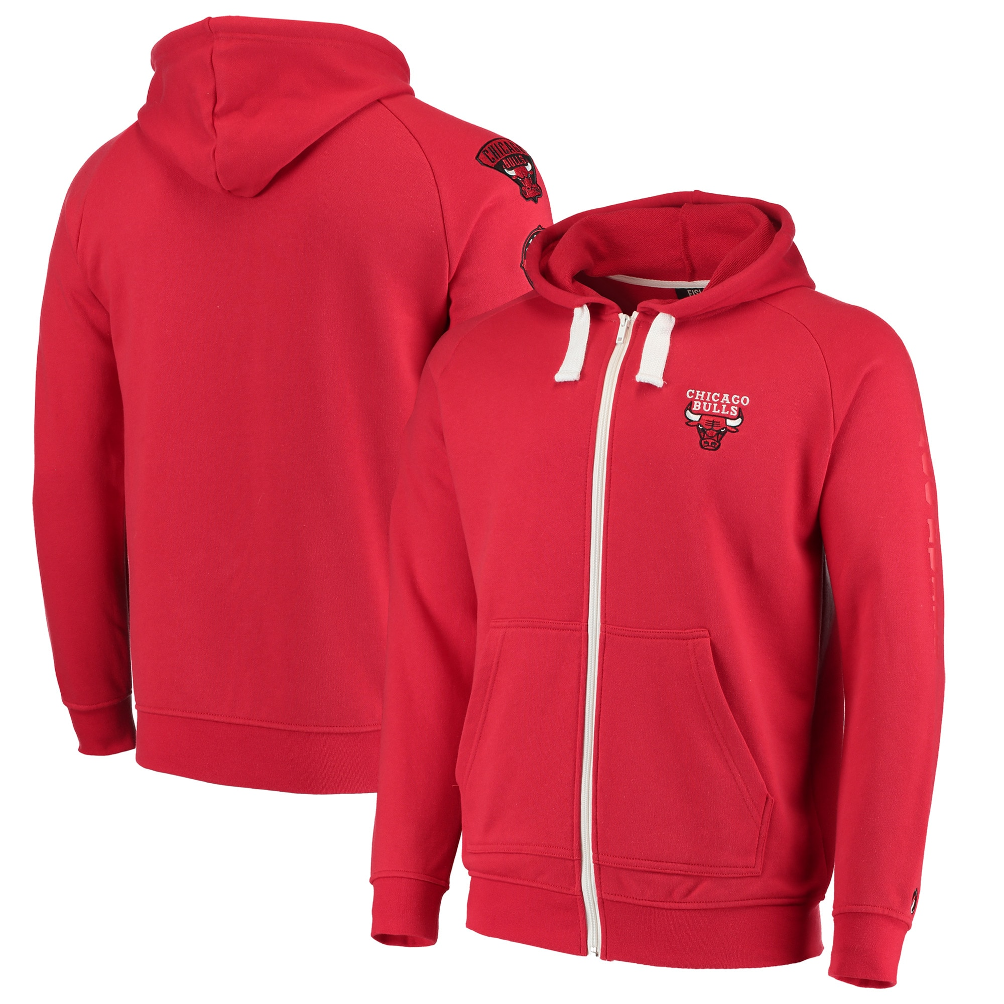 Large Under Armour Adult Men NCAA French Terry Full Zip Black