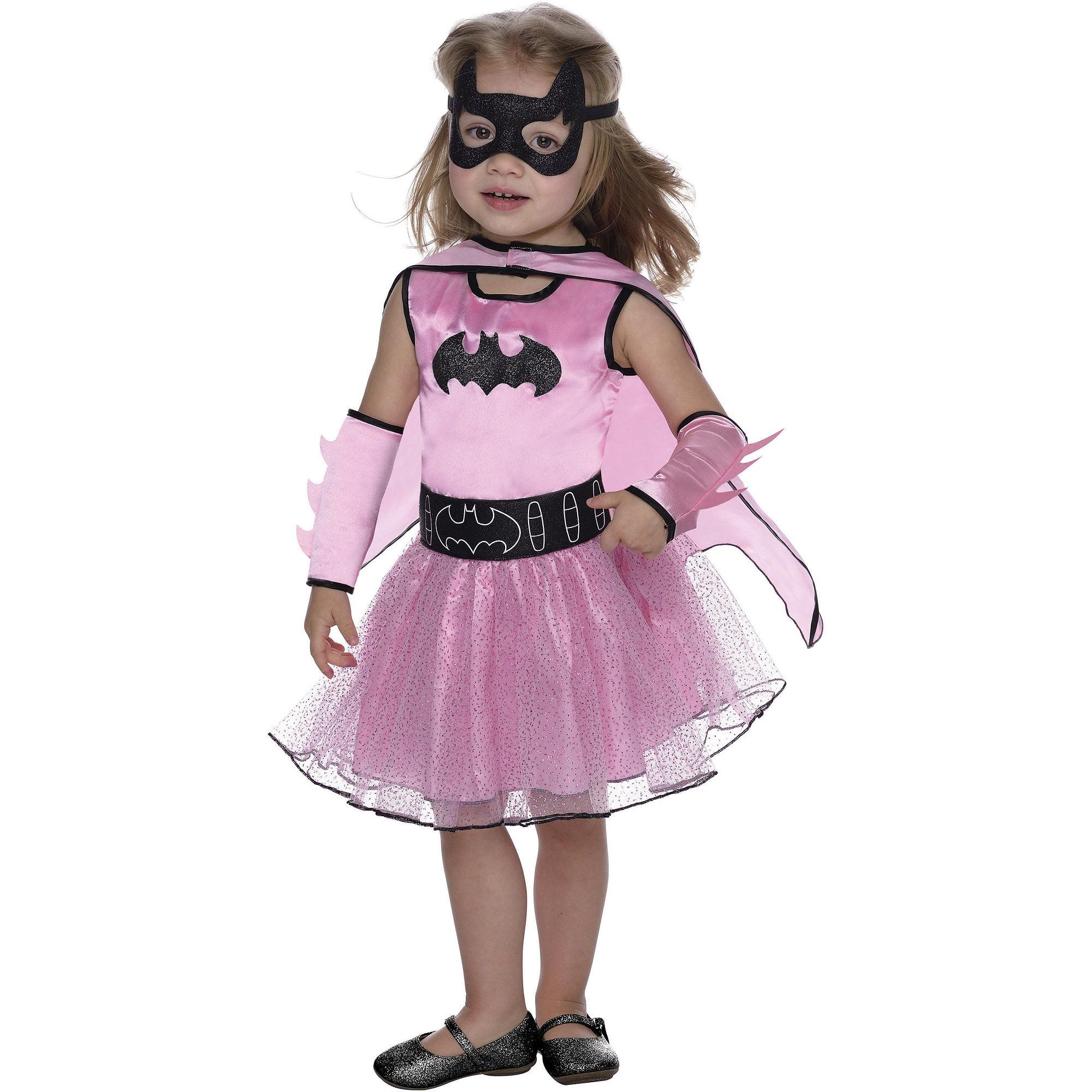 sc 1 st  Walmart & Halloween Pnk Batgirl 2t - Walmart.com