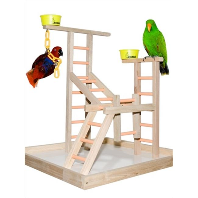 Caitec PL 20 20 in. Playland with 2 Cups and Chains