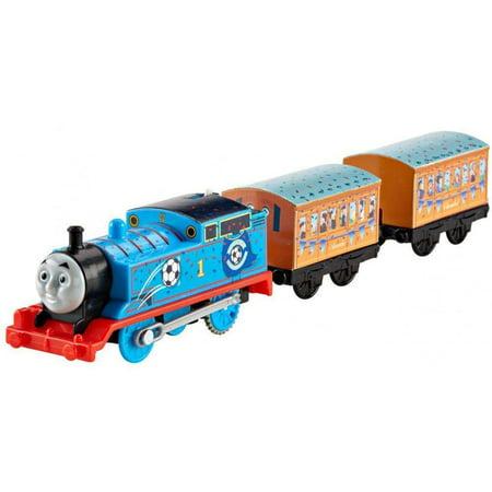 Thomas & Friends TrackMaster Blue Team Motorized Engine Model Train Locomotive
