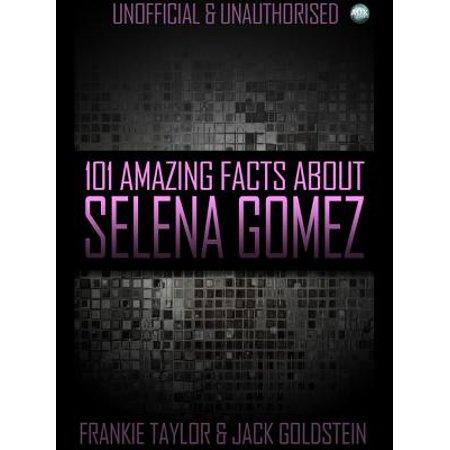 101 Amazing Facts About Selena Gomez - eBook](Selena Gomez Halloween Cat)
