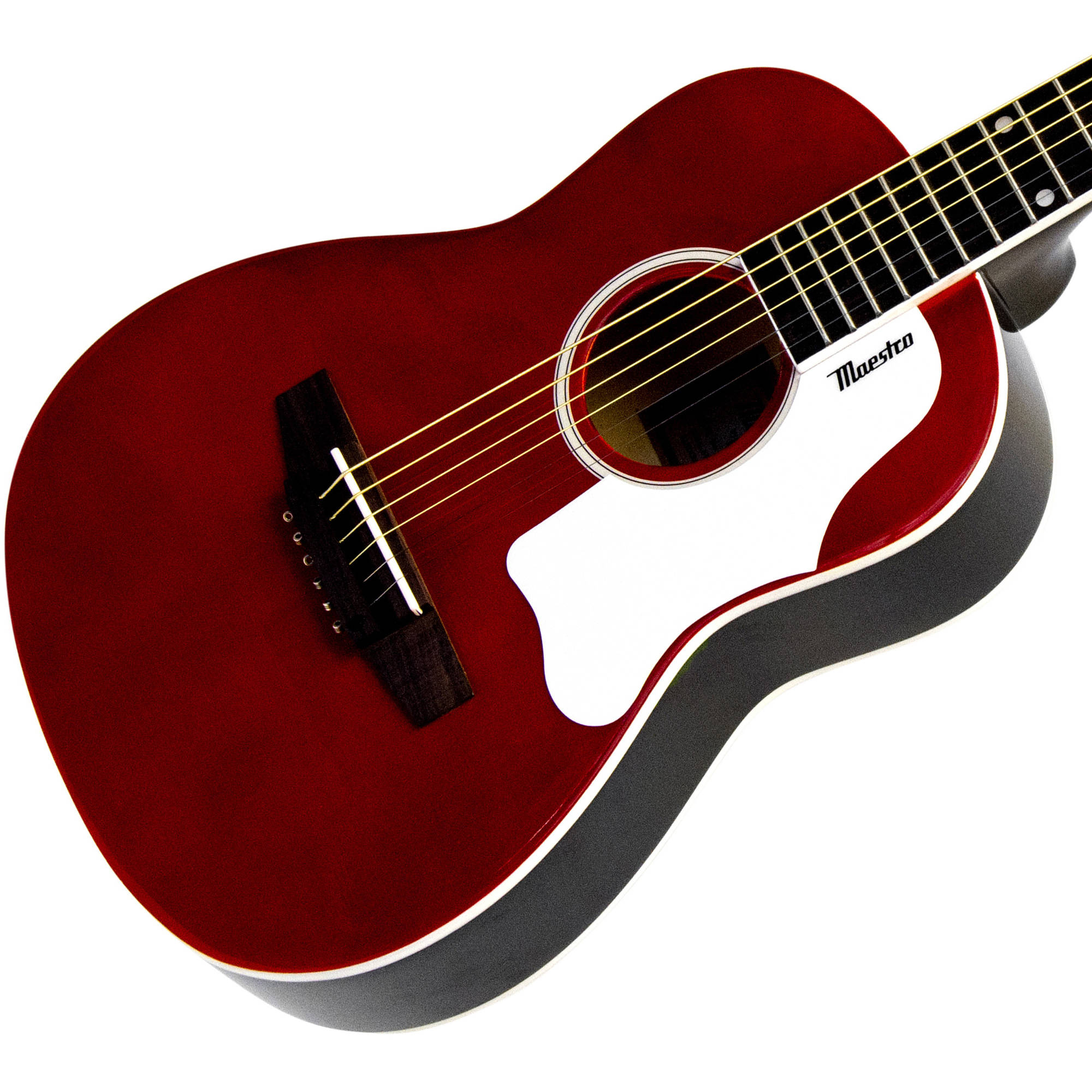 kids acoustic guitar with case for beginner boys girls steel strings age 4 5 6 633270848166 ebay. Black Bedroom Furniture Sets. Home Design Ideas