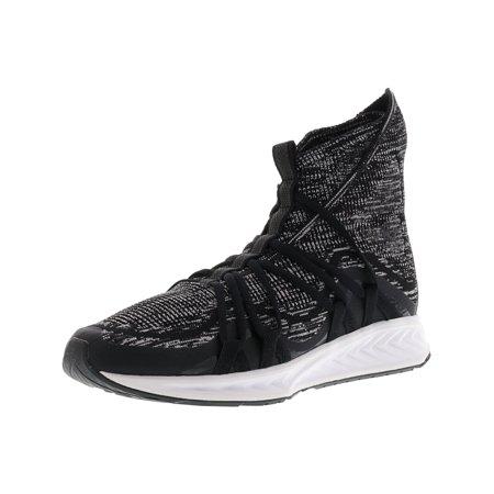 02d4e0847d099e PUMA - Puma Men s Ignite Evoknit Fold Black   Asphalt White Mid-Top  Training Shoes - 10M - Walmart.com