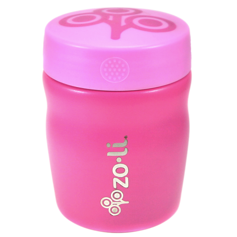 ZoLi POW DINE Stainless Steel Insulated Food Jar, White