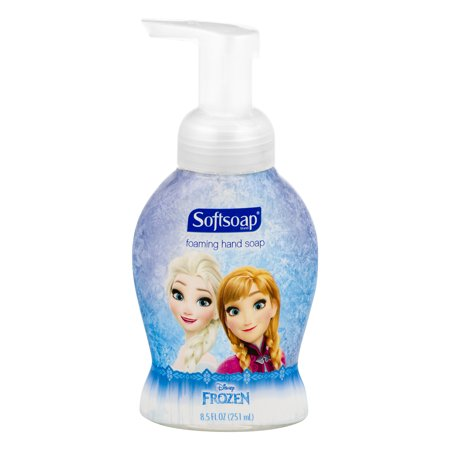 Softsoap Foaming Hand Soap For Kids Frozen 8 5 Fl Oz
