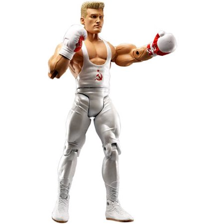Rocky Series 4 Ivan Drago Action Figure [Training Gear]