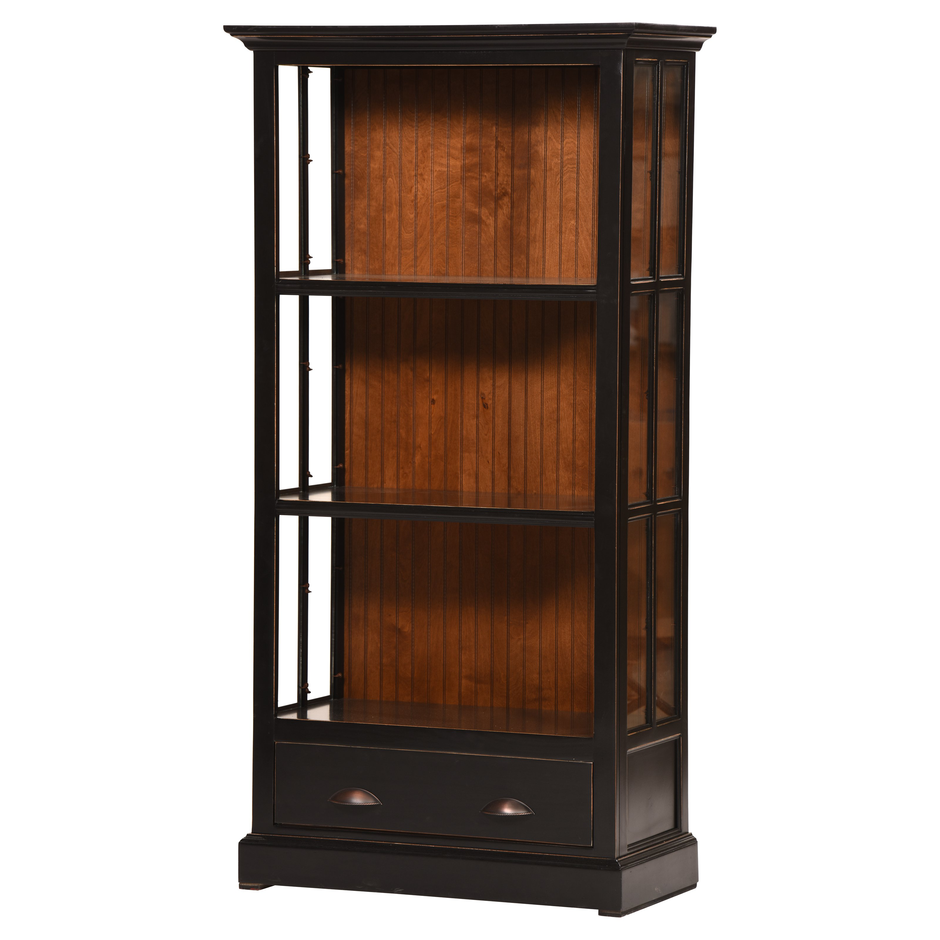 Eagle Furniture West Winds 36 in. Bookcase with Drawer